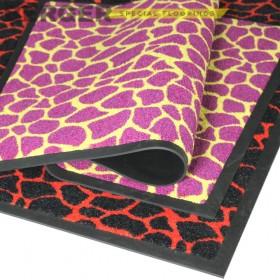 Придверный ковер Профи стар Жираф