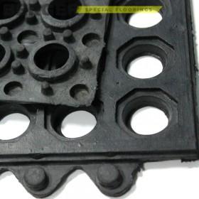 Резиновый модульный коврик Мини-домино 90*90 см., фото, доставка, укладка, недорого