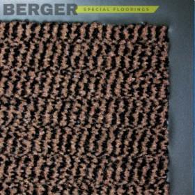 Влаговпитывающий ковер Спектрум 120*180 см. коричневый