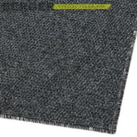 Грязезащитный ковер Super Star антрацит с оверлоком